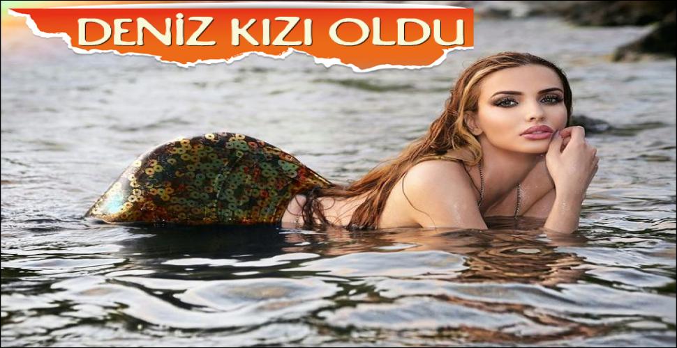 ELİF ÇELİK'TEN NEFES KESEN POZ