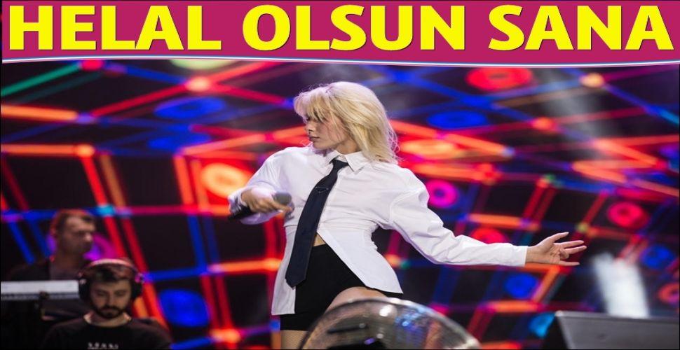 TURKCELL VADİ AÇIKHAVA'YI SALLADI